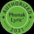Phonak Lyric Authorized 2021